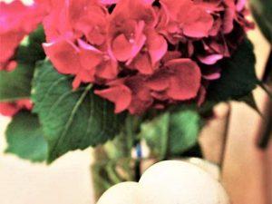 Bouquet salle petit déjeuner